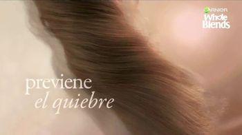 Garnier Whole Blends Sulfate Free Remedy TV Spot, 'Panal' canción de Lizzo [Spanish] - Thumbnail 5