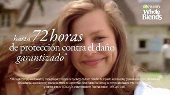 Garnier Whole Blends Sulfate Free Remedy TV Spot, 'Panal' canción de Lizzo [Spanish] - Thumbnail 6