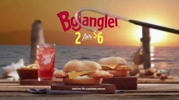 Bojangles Bojangler TV Spot, 'Hooked: Two for $6' - Thumbnail 3