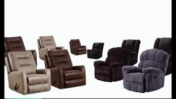 Surplus Presidents Day Sale TV Spot, 'Savings by the Truckload: Recliners, Mattresses, Motion Sofas' - Thumbnail 3