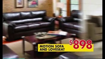 Surplus Presidents Day Sale TV Spot, 'Savings by the Truckload: Recliners, Mattresses, Motion Sofas' - Thumbnail 7
