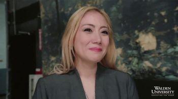 Walden University TV Spot, 'Shine On: Jazmin Chi' - Thumbnail 2