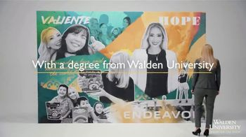Walden University TV Spot, 'Shine On: Jazmin Chi' - Thumbnail 8