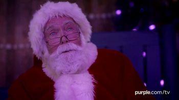 Purple Mattress Holiday Sale TV Spot, 'Santa Claus: Free Sheets and Pillow' - Thumbnail 5
