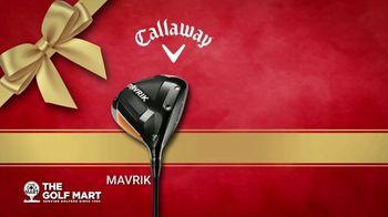 The Golf Mart TV Spot, 'Holidays: Callaway Drivers and Chrome Soft Golf Balls' Ft. Xander Schauffele - Thumbnail 2