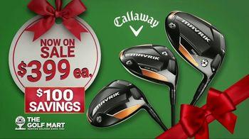 The Golf Mart TV Spot, 'Holidays: Callaway Drivers and Chrome Soft Golf Balls' Ft. Xander Schauffele - Thumbnail 4