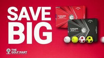 The Golf Mart TV Spot, 'Holidays: Callaway Drivers and Chrome Soft Golf Balls' Ft. Xander Schauffele - Thumbnail 5