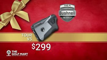 The Golf Mart TV Spot, 'Holidays: Bushnell Rangefinders and Wingman' - Thumbnail 2