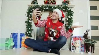 All Laundry Detergent TV Spot, 'Ion Television: Ugly Christmas Sweater' - Thumbnail 3