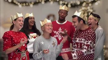 All Laundry Detergent TV Spot, 'Ion Television: Ugly Christmas Sweater' - Thumbnail 6
