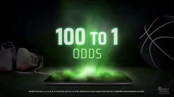DraftKings Sportsbook TV Spot, 'Great Odds: Feature Matchup' - Thumbnail 1