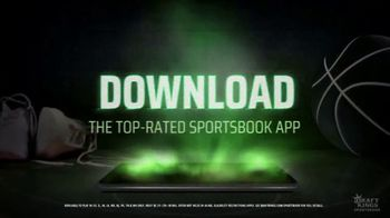 DraftKings Sportsbook TV Spot, 'Great Odds: Feature Matchup' - Thumbnail 3