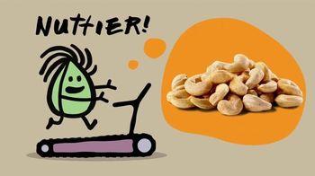 Nuts.com TV Spot, 'Snackolutions: Free Shipping'
