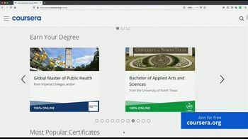 Coursera TV Spot, 'Bachelor's Stories' - Thumbnail 3