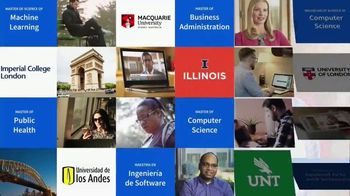 Coursera TV Spot, 'Bachelor's Stories' - Thumbnail 7