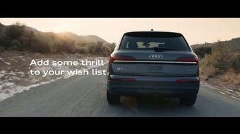 Season of Audi Sales Event TV Spot, 'Architect' [T2] - Thumbnail 6