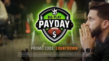 DraftKings Big Play Payday TV Spot, 'Week 15: Steelers vs. Bengals' - Thumbnail 9