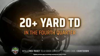 DraftKings Big Play Payday TV Spot, 'Week 15: Steelers vs. Bengals' - Thumbnail 5