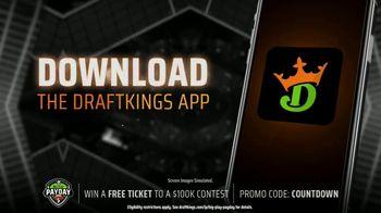 DraftKings Big Play Payday TV Spot, 'Week 15: Steelers vs. Bengals' - Thumbnail 8
