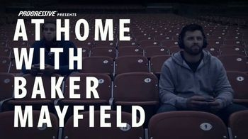 Progressive TV Spot, 'Baker Mayfield Is A Gamer'