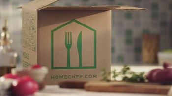 Home Chef TV Spot, 'Go Together: $60 Off' - Thumbnail 1
