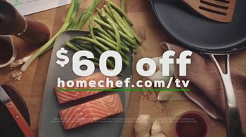 Home Chef TV Spot, 'Go Together: $60 Off' - Thumbnail 7