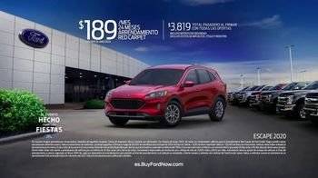 Ford El Evento Hecho para las Fiestas TV Spot, 'La alegría de la temporada' [Spanish] [T2] - Thumbnail 9