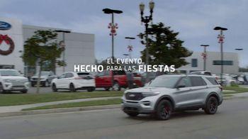 Ford El Evento Hecho para las Fiestas TV Spot, 'La alegría de la temporada' [Spanish] [T2] - Thumbnail 3