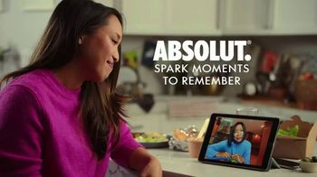 Absolut TV Spot, 'Spark Moments to Remember' - Thumbnail 1