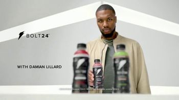 BOLT24 TV Spot, 'Keeping It Real With Damian Lillard: Hype Song' Song by Alec King - Thumbnail 2