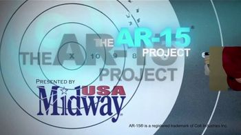 MidwayUSA AR-15 Project TV Spot, 'Picatinny Rails' - Thumbnail 1