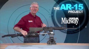 MidwayUSA AR-15 Project TV Spot, 'Picatinny Rails' - Thumbnail 2