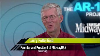 MidwayUSA AR-15 Project TV Spot, 'Picatinny Rails' - Thumbnail 3