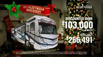 La Mesa RV TV Spot, 'Gift of Fun and Memories: Discounted 2021 Fleetwood Discovery' - Thumbnail 6