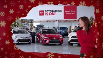 Toyota Toyotathon TV Spot, 'Wrapped Up' [T2] - Thumbnail 5