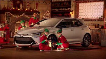 Toyota Toyotathon TV Spot, 'Workshop' [T2] - 182 commercial airings