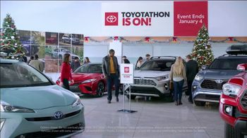 Toyota Toyotathon TV Spot, 'Workshop' [T2] - Thumbnail 1