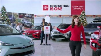 Toyota Toyotathon TV Spot, 'Workshop' [T2] - Thumbnail 6