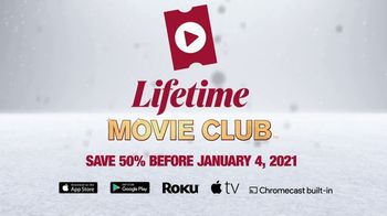 Lifetime Movie Club TV Spot, 'Holiday Movies' - Thumbnail 9