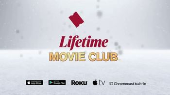 Lifetime Movie Club TV Spot, 'Holiday Movies' - Thumbnail 8