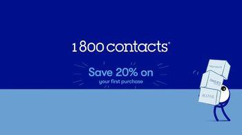 1-800 Contacts TV Spot, 'FSA and 20% Off' - Thumbnail 7