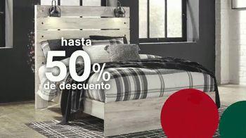 Ashley HomeStore TV Spot, 'Felices fiestas: 40% de descuento' [Spanish] - Thumbnail 3