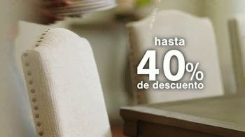 Ashley HomeStore TV Spot, 'Felices fiestas: 40% de descuento' [Spanish] - Thumbnail 4