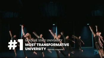 San Jose State University TV Spot, 'Different and Unexpected' - Thumbnail 1