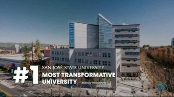 San Jose State University TV Spot, 'Different and Unexpected' - Thumbnail 3