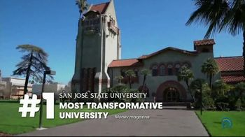 San Jose State University TV Spot, 'Different and Unexpected' - Thumbnail 4