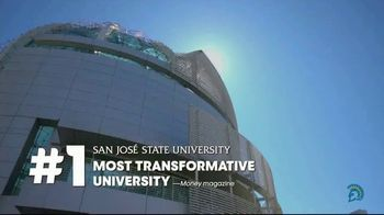 San Jose State University TV Spot, 'Different and Unexpected' - Thumbnail 5