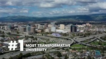 San Jose State University TV Spot, 'Different and Unexpected' - Thumbnail 6