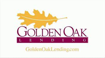 Golden Oak Lending TV Spot, 'We Speak Mortgage'