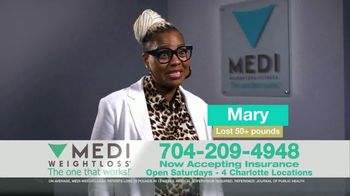 Medi-Weightloss TV Spot, 'Mary: More Confidence'